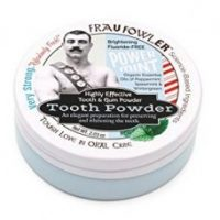 Frau Fowler Tooth Powder