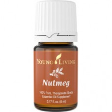 100% Pure Nutmeg Oil - Therapeutic Grade