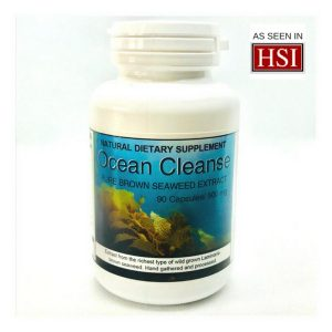 OCEAN CLEANSE – BROWN SEAWEED