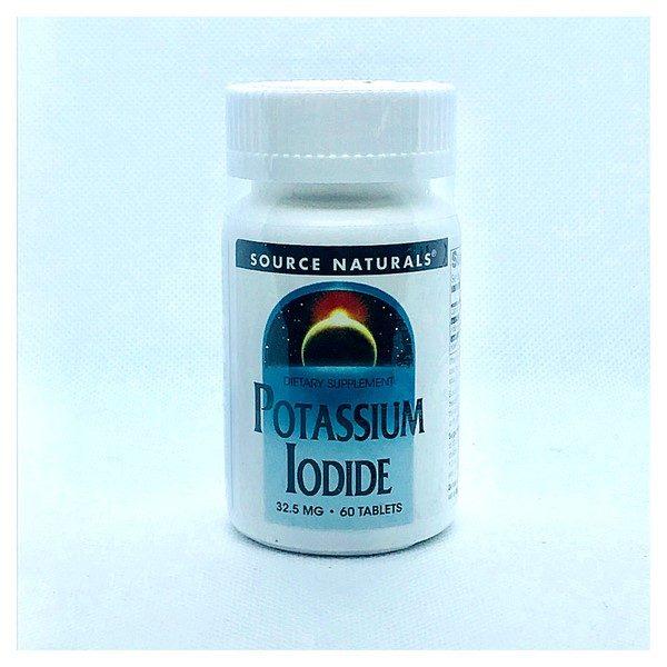Potassium Iodide for Emergency Preparation