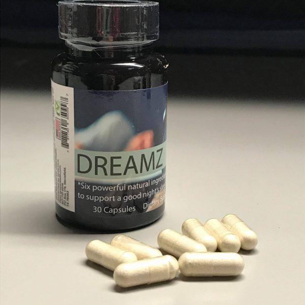 Dreamz natural sleep support image